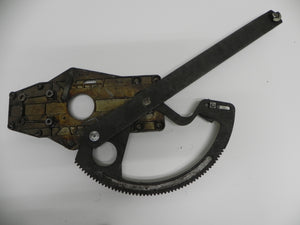 (Used) 928 Window Regulator Frame Left 1978-95