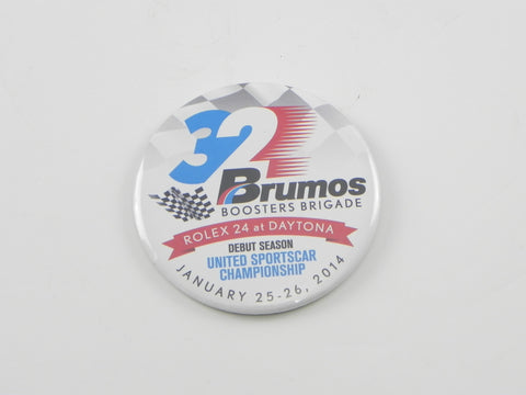 (New) Brumos @ Rolex 24 Hours Collectors Pin