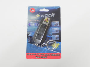 (New) Fake Toy Porsche Key w/ LED Light, Laser and Shocker