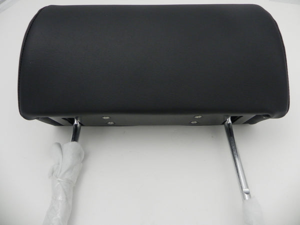 (New) 911/912 Covered D-Shaped Headrest - 1968-73