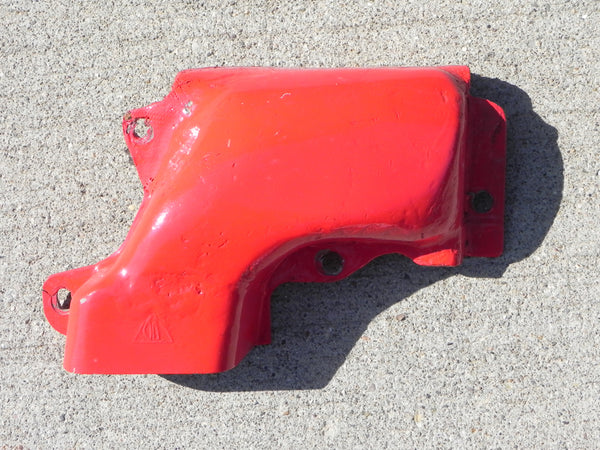 (Used) 911 Air Duct For Oil Cooler 1972-89