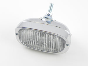 (New) 356/911/912 Hella 128 Fog Light with Clear Lens - 1956-68