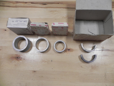 (NOS) 356 1600S Main Bearing Set