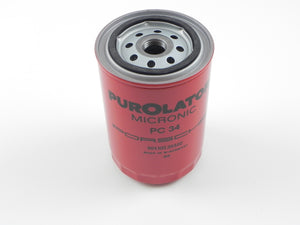 (New) 911/914-6 Purolator 'red' PC 34 Oil Filter - 1965-72