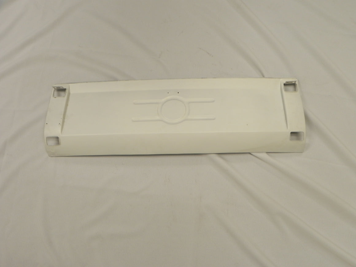 (Used) 911/912 Rear Steel Center Bumper Panel - 1965-73
