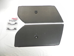 (New) 911/912/930/964 RSA-Style Door Panel Set w/ Hardware Kit - 1974-94