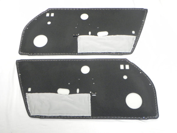 (New) 911/912/930 RSA/RS/RSR Style Door Panel Set Plus w/ Hardware Kit - 1974+