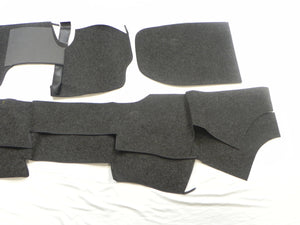 (New) 911/912 Full Perlon Carpet Kit Coupe - 1969-73