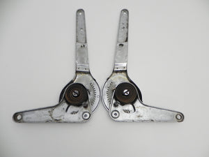 (Used) 356 Pre-A Pair of Seat Recliner Hinges - 1950-55