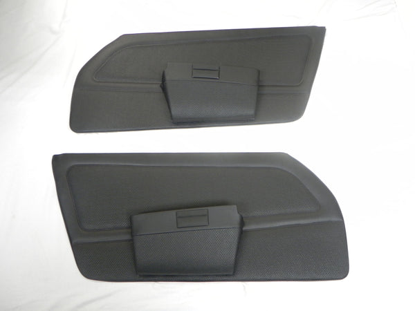(New) 911/912 Door Panel w/ Pockets Set - 1968