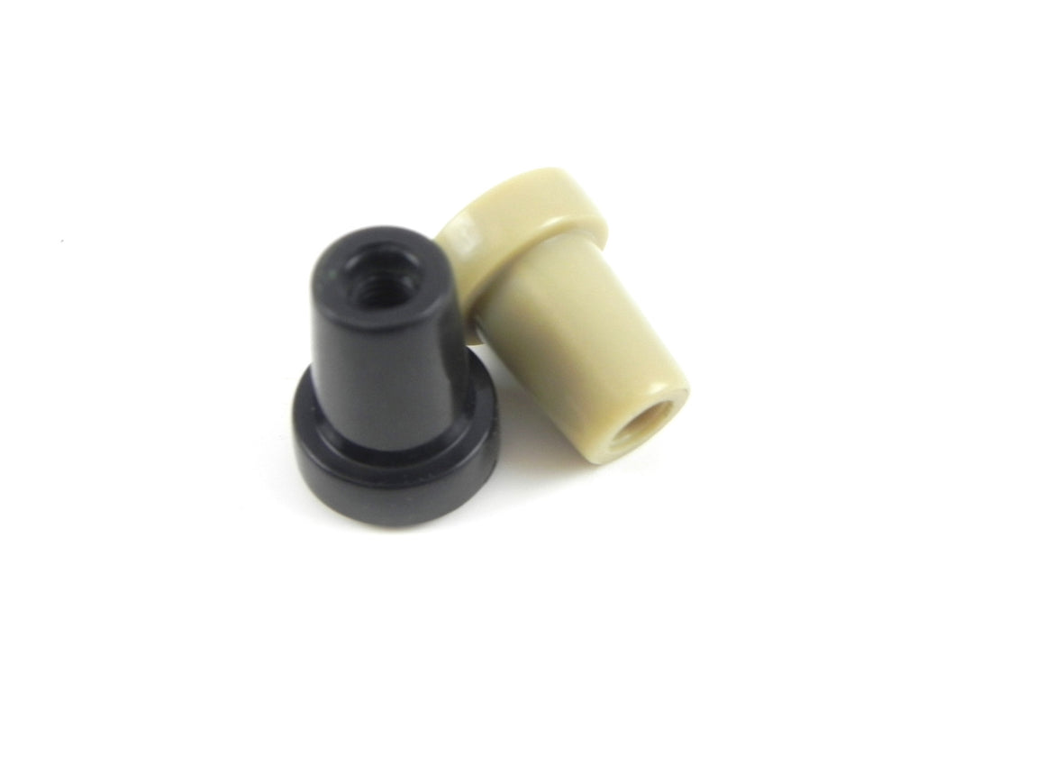 (New) 356 A Beige or Black Small M3.5 Wiper Knob - 1955-59