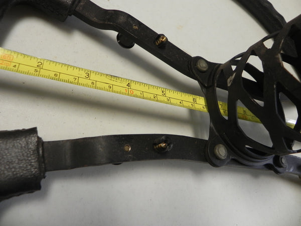 (Used) 911SC Leather Steering Wheel 1978-79