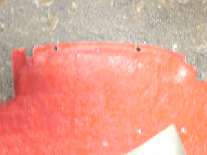 (Used) 911S 2.2L Air Duct Engine Cover - 1970-71