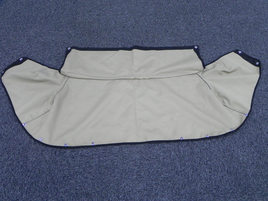 (New) 356 A/B/C Soft Top Tonneau Cover - 1956-65