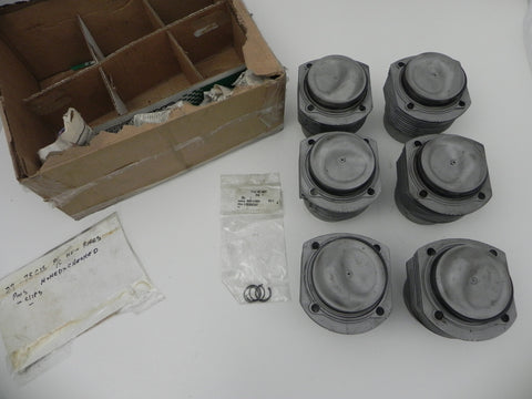 (Refurbished) 911 Set of Mahle Pistons and Cylinders 2.7L - 1974-77