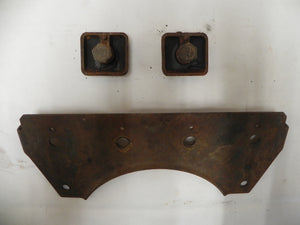 (Used) 912 Engine Mounting Plate - 1965-68