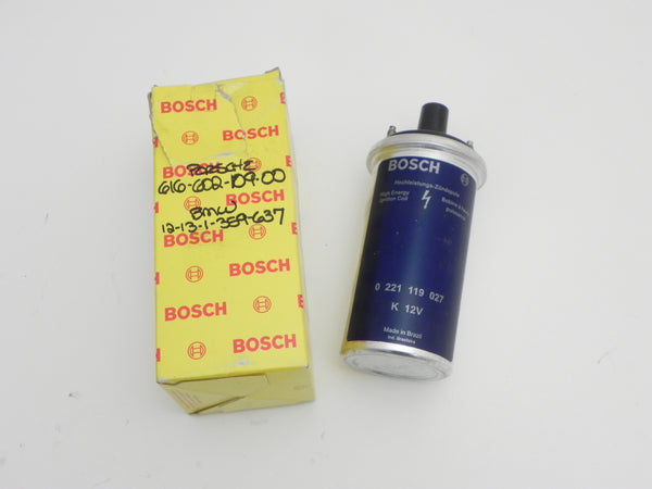 (NOS) Bosch 912/914 Ignition Coil - 1966-76