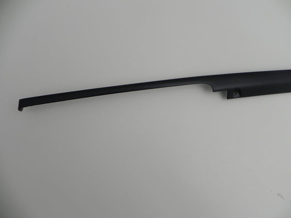 (New) 911 Targa Rear Window Molding Right Black 1989-94