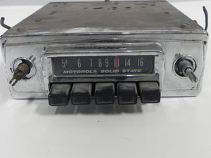 (Used) Motorola Solid State AM/FM Radio