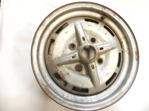 (Used)  914-4 5.5jx15 Steel Sport Wheel - 1970-76