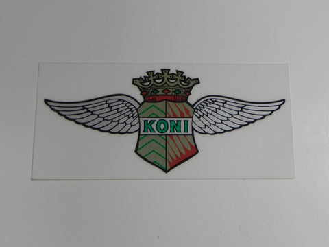 (New) Koni Shock Absorber Stickers