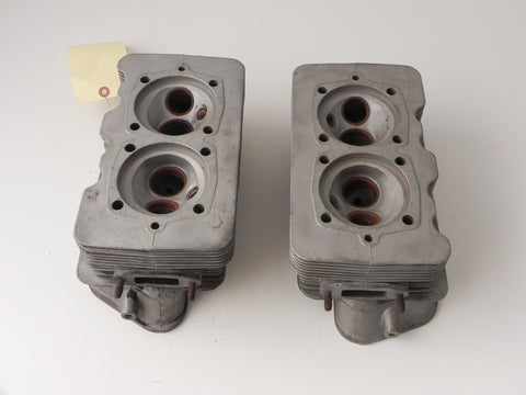 (Used) 356 A/B Pair of Cylinder Heads - 1955-63