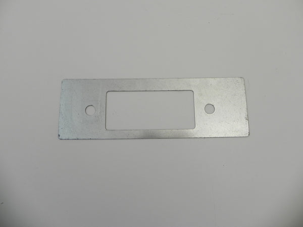 (New) 911/912 Radio Plate With Cut Out 1969-73