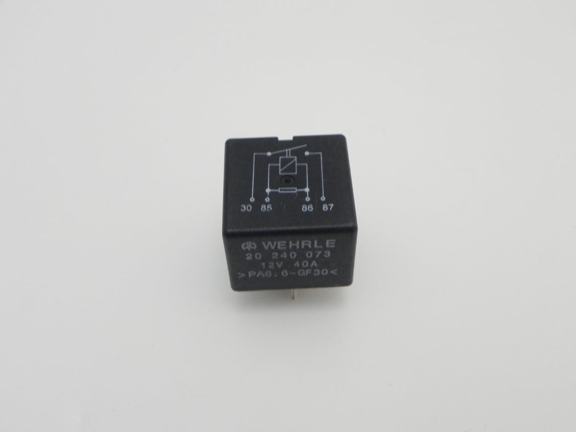 (New) 911/924/928/944/968/Boxster Multi-purpose Relay - 1977-2004