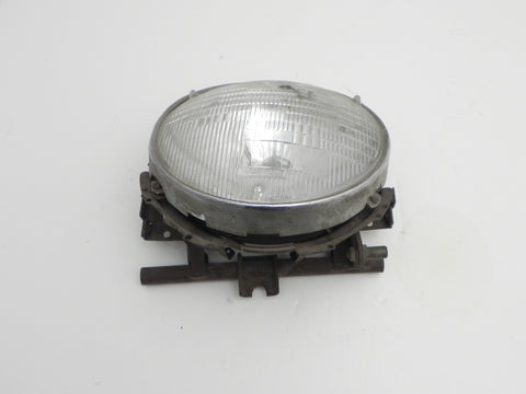 (Used) 914 Right Hand Headlight Housing Carrier w/ Headlamp - 1970-76