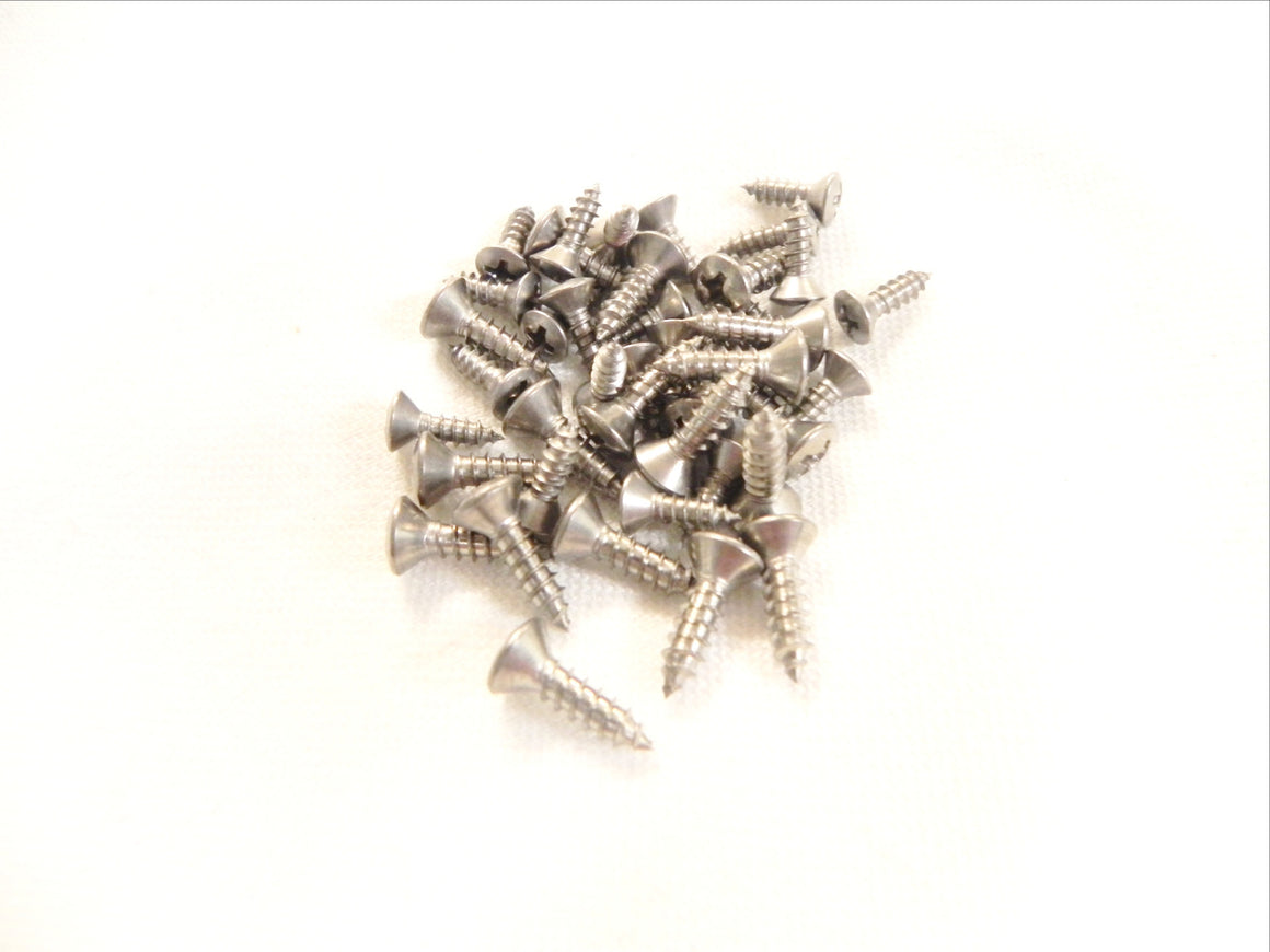 (New) 356 Threshold Screw Set of 42 - 1950-65