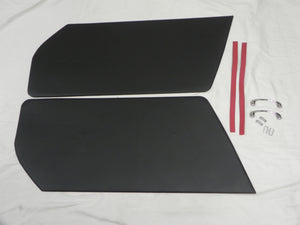 (New) 911 ST/RS/RSR Pair of Ultra Lightweight Door Panels - 1965-98