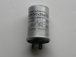 (Used) 6 volt Turn Signal Flasher Relay