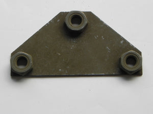 (NOS) Threaded Door Striker Plate - 1958-65