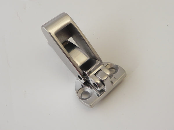 (New) 356 Cabriolet Top Latch and Base w/ Hardware