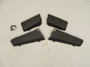 (New) 911/912 Complete Door Pocket Set - 1969-73