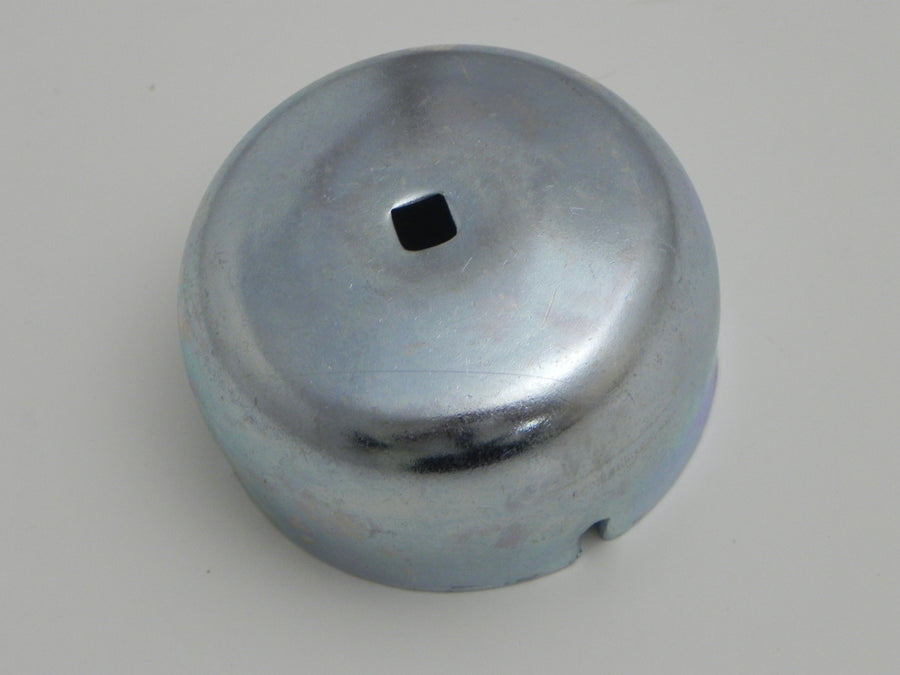 (New) 356 Left Wheel Bearing Grease Cap - 1950-63