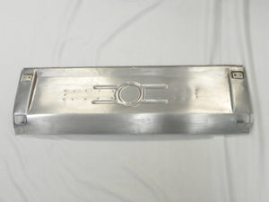 (New) 911/912 Rear Aluminum Center Bumper Panel - 1965-73