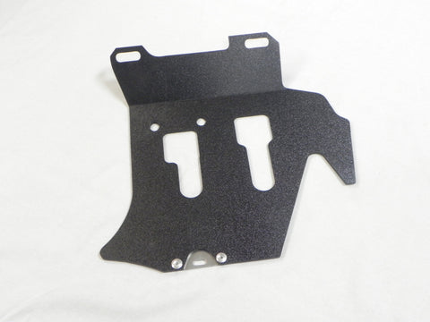 (New) 911/912 Coupe Left Pedal Floor Board - 1974-89