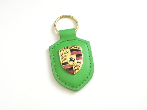 (New) Porsche Green Key Fob