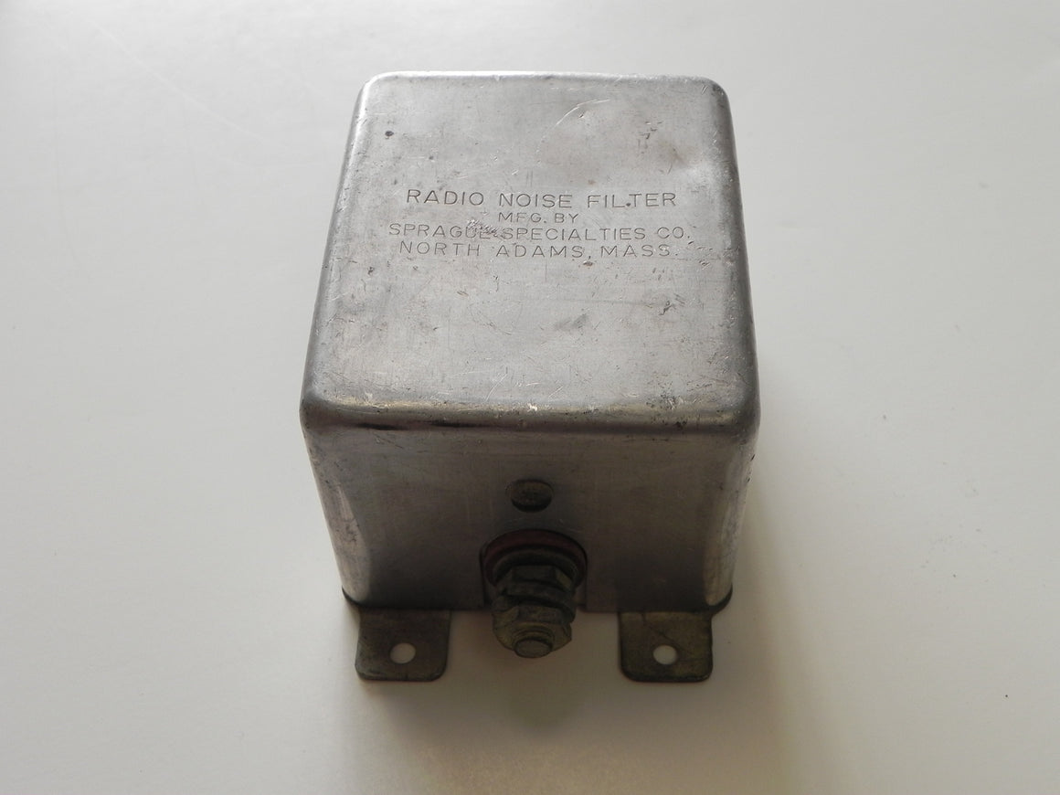(Used) Radio Noise Filter