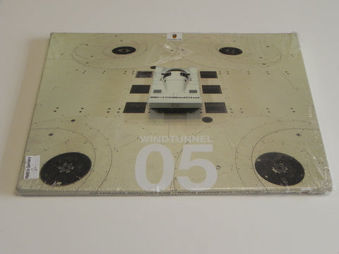 Collector's Edition Porsche Calendar - Windtunnel '05