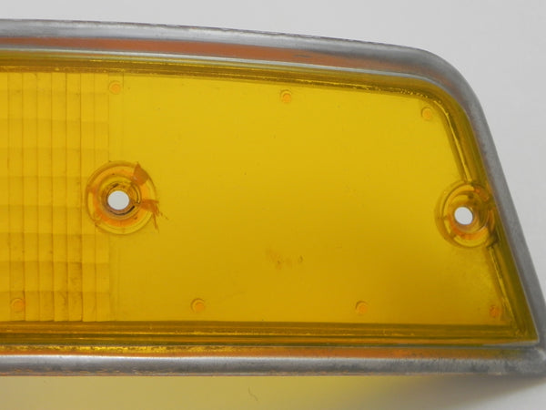 (Used) 911/912 Pair of Bosch Front Turn Signal Lenses - 1969-72