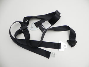 (New) 911/912 3-Point Seat Belt - 1965-76