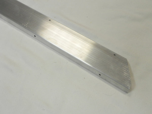 (New) 911/912 Right Aluminum Door Step Threshold Plate - 1965-73