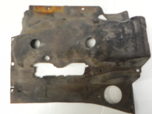 (Used) 914 Right Side Engine Tin - 1.7-1.8L