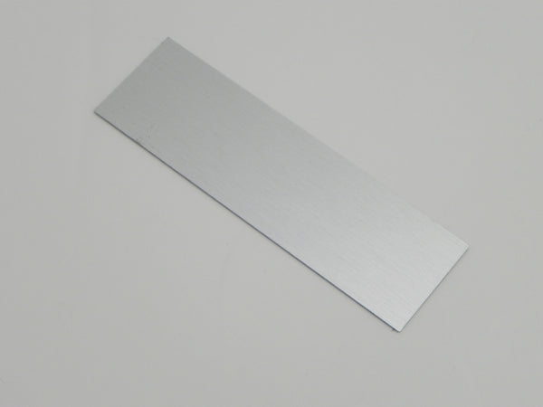 (New) 911/912 Brushed Aluminum Ash Tray Dash Trim - 1966-68