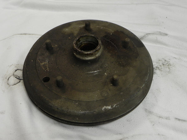 (Used) 356 Pre-A/A Front Brake Drum - 1950-59