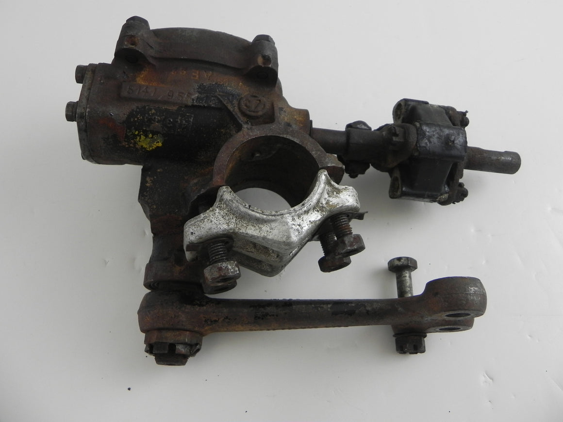 (Used) 356 ZF Steering Box - 1957-65