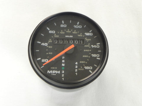 (New) 993 Tiptronic Speedometer - 1994-98