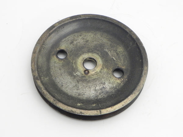 (Used) 911/914 Crankshaft V-belt Pulley - 1965-77